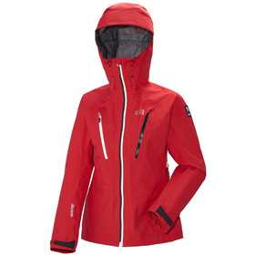 Millet LD Trilogy V ICON GTX Jacket Women red-rouge